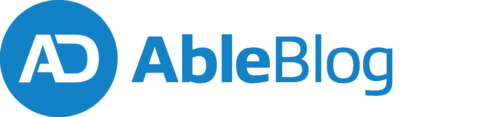 AbleBlog